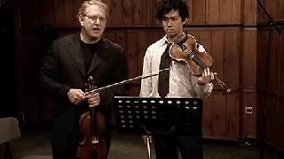 什洛莫·敏茨小提琴教学视频预览