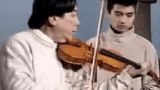 小提琴教程《马扎斯》林耀基教授讲解