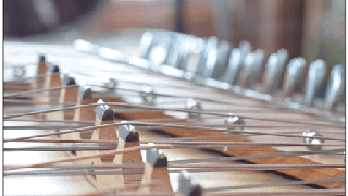 扬琴教与学