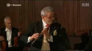 维瓦尔第长笛协奏曲-詹姆斯·高威
