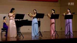 长笛重奏音乐会