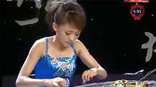 2009CCTV民族器乐电视大赛决赛(古筝中青组)