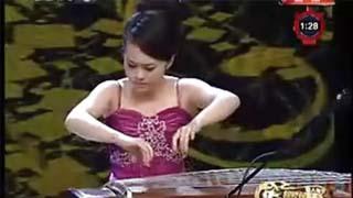 2009CCTV民族器乐电视大赛决赛(古筝少年组)
